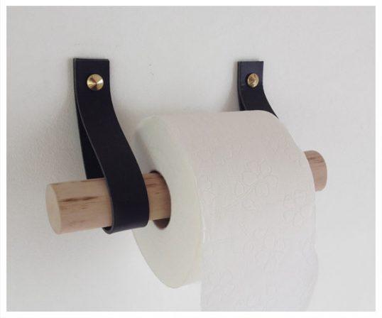 Corfixens Toiletrulleholder