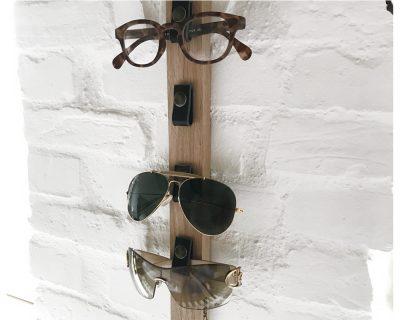Brilleholder – eg/læder