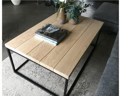Sofabord – lige planker