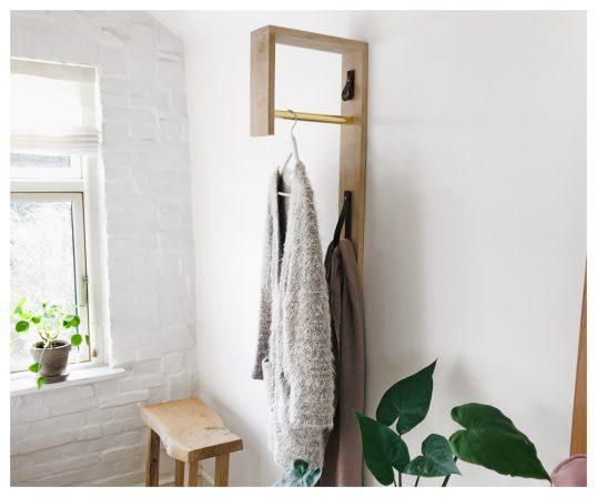 Corfixens Simply garderobe