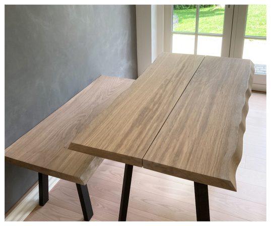 Corfixens bord og bænk