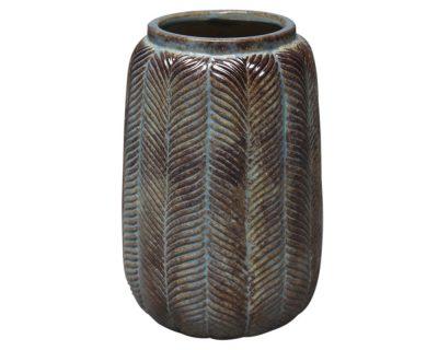 Lavendel vase, 22 cm